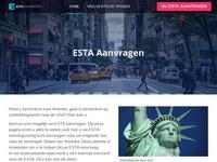 ESTA online aanvraag