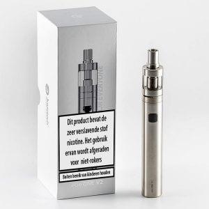 Elektrische smoker: niet roken maar dampen